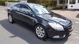 Vauxhall Insignia 2.0 CDTI SRI 160bhp