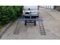 towing dolly trailer