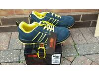Safety Toe Cap trainers size 10 NEW
