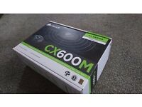 Corsair CX600M Power supply Open to offers !