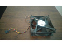 FOXCONN PV983DG3 DC BRUSHLESS COOLING FAN DC 12V 0.9A - Used Good Working Order.