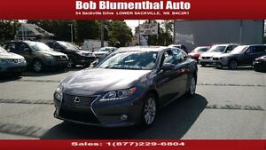 2013 Lexus ES 350 Loaded ($95 weekly, 0 down, all-in, OAC)