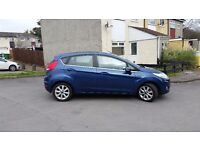 Ford Fiesta Zetec TDCi 2010,1 owner from new