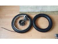Pit bike wheels for sale
