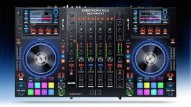 MCX8000 - Denon DJ - Professional DJ All in One Mixer