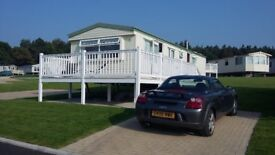 Static Holiday Home at Witton Castle Country Park