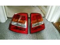 Vauxhall astra mk4 rear lights