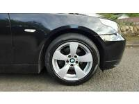 Bmw alloy wheels 525 se genuine bmw