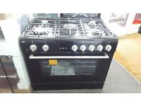 New graded bush range cooker 90cm duel fuel for sale in Coventry 12 month warranty
