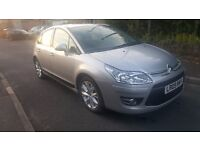 CITROEN C4 2009 1.6HDI 5DR HATCHBACK LOVELY CAR MUST SEE £1895.00