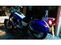 Lifan king 125cc