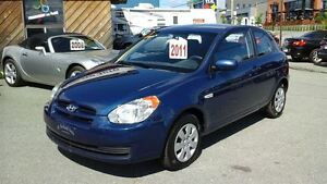 2011 Hyundai Accent L,AUTOMATIQUE, HATCHBACK