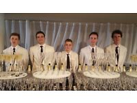 Part Time Flexible Waiter Shifts at VIP London Events - No Experience Required & Immediate Start