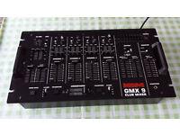 Mixer miusic KAM GMX 9 CLUB MIXER