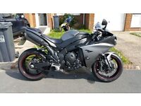 Yamaha R1 2012 Excellent condition