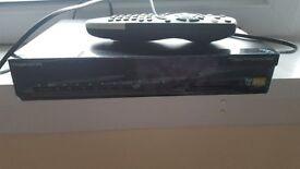 Digital TV recorder 250GB storage