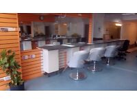 Salon Chair for Hair, Nail and Beauty to Rent in busy area of Green St London E7 from ONLY £10 a day