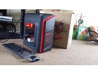 Gaming PC, Intel i5 vPro 3.3Ghz, 6GB DDR3 RAM, Geforce 310 512MB, Gaming Case, Office, Photoshop CS6