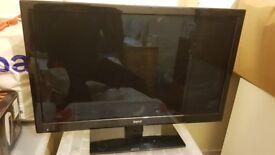 """3D 24"""" HD TV"""