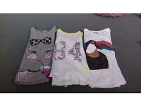 Girls Marks &Spencer T Shirts