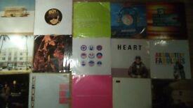 """15 x pet shop boys 12"""" vinyl collection"""