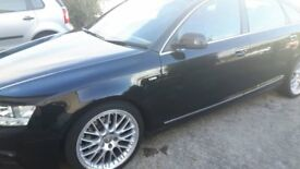 Audi A6 2.7TDI S-line