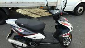 Sinnis Harrier 125cc Spare / repair non runner