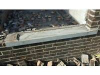 Real stone cills