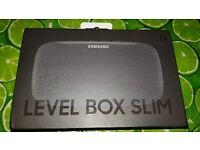 Samsung Level Box Slim in Black