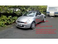 Ford Street Ka Luxury 1.6i (with private reg plate)