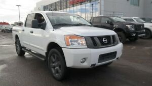 2012 Nissan Titan 4X4,V8,Automatic,Tow package,Back up sensor