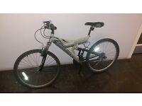 Shockwave 26inch mountain bike
