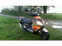 2012 Peugeot speedfighter 3 50cc darkside liquid cooled