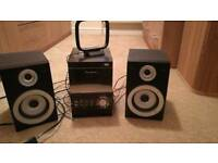 Wharfdale sound system
