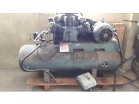 HPC Air compressor.