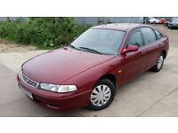 LHD mazda 626 with A/C , we have more left hand drive ---15 cheap cars on stock---