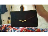lady's black handbag for sale