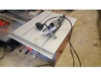 Table Saw 250mm blade 1500W 230v