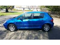 Peugeot 307 2004 (54 plate) £1195 or v.n.o. NO PART EX or SWAPS. Any silly offers will be ignored.