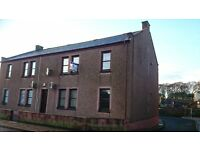 Bright and spacious, 2 bedroom, unfurnished upper flat - Elliot Street Arbroath