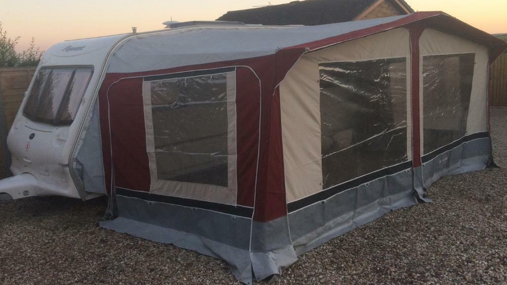 Trio Sport Mexico Classic 975 cms Awning | in Blandford ...