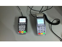 Ingenico ICT250 and IPP350 Contactless Card Readers