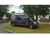 Bespoke Mobile desserts van, Ice cream, business for sale, catering
