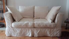 Cargo 2-seat sofa with additional brand new covers