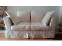 Cargo 2-seat sofa with additional brand new set of covers