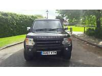 LAND ROVER DISCOVERY TD5 DIESEL HSE 2007 AUTOMATIC 7 SEATS VERY LOW PRICE
