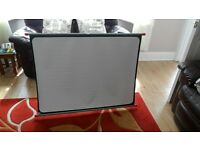 VINTAGE Projector screen, Simplex Screen