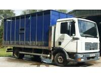 Man TGL 180 7.5 ton lorry
