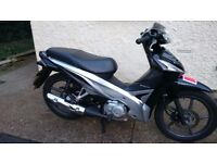 Honda wave 110i 2014 scooter moped motorbike