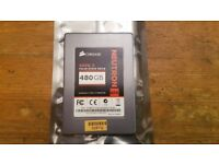 Corsair Neutron GTX SSD Solid State Drive 480GB